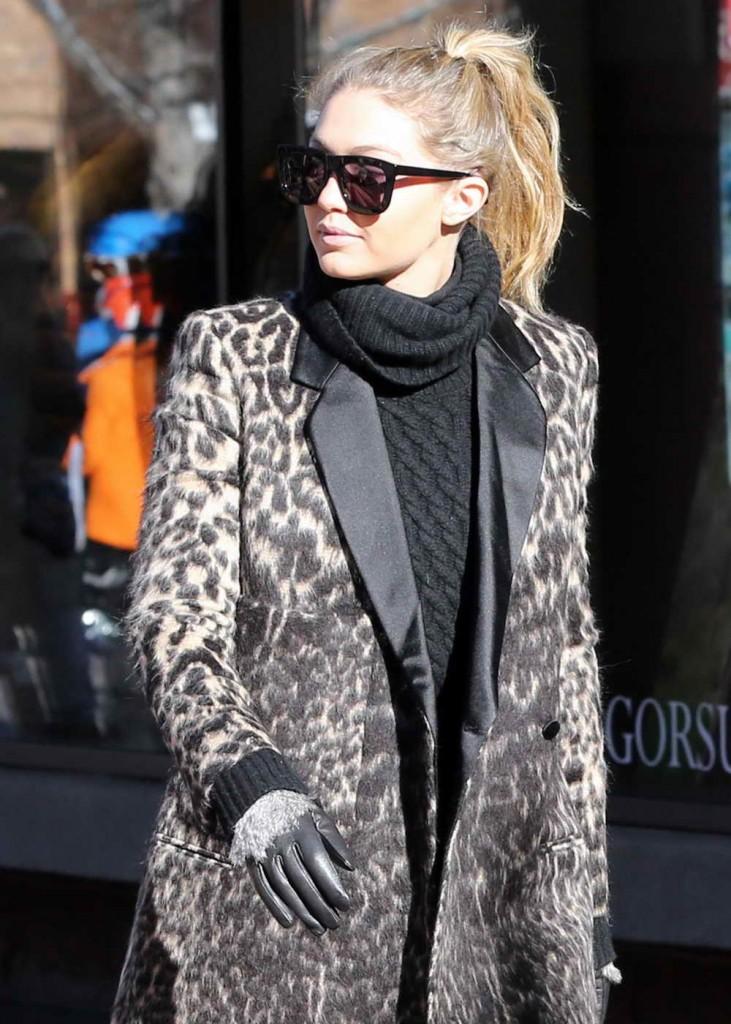Gigi Hadid Out in Aspen 12/27/2015-3