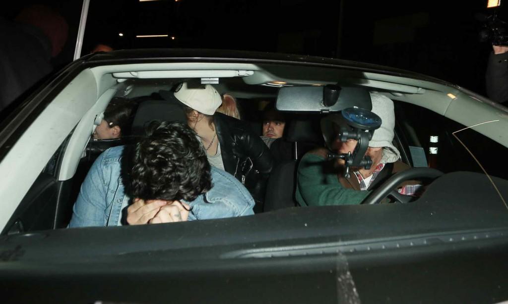 Kristen Stewart Leaving The Nice Guy in West Hollywood 12/30/2015-4
