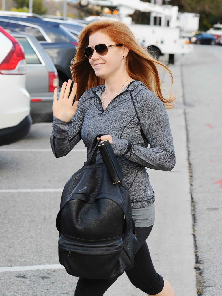Amy Adams Out in Los Angeles 01/07/2016-5