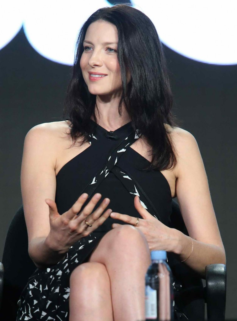 Caitriona Balfe During the 2016 Winter TCA Tour in Pasadena 01/08/2016-3