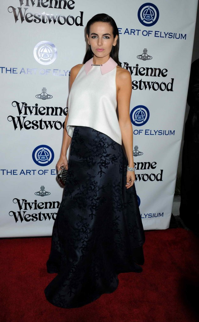Camilla Belle at the Art of Elysium 2016 HEAVEN Gala in Culver City 01/09/2016-1