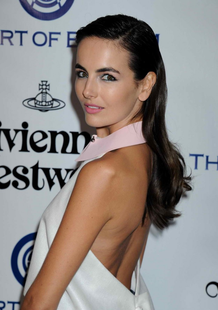 Camilla Belle at the Art of Elysium 2016 HEAVEN Gala in Culver City 01/09/2016-3