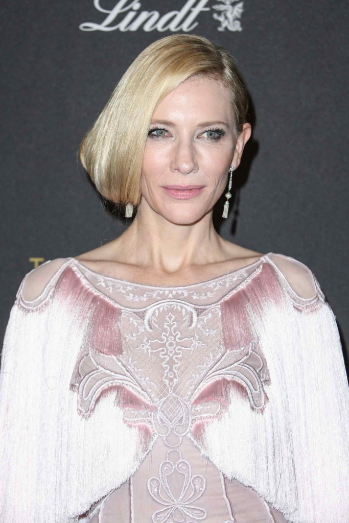 Cate Blanchett at the Weinstein Company and Netflix Golden Globe Party in Beverly Hills 01/10/2016-4