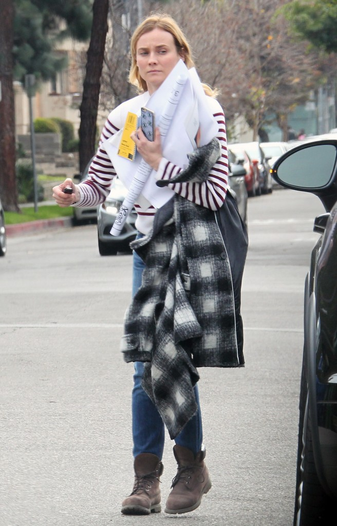 Diane Kruger Out in West Hollywood 01/19/2016-1