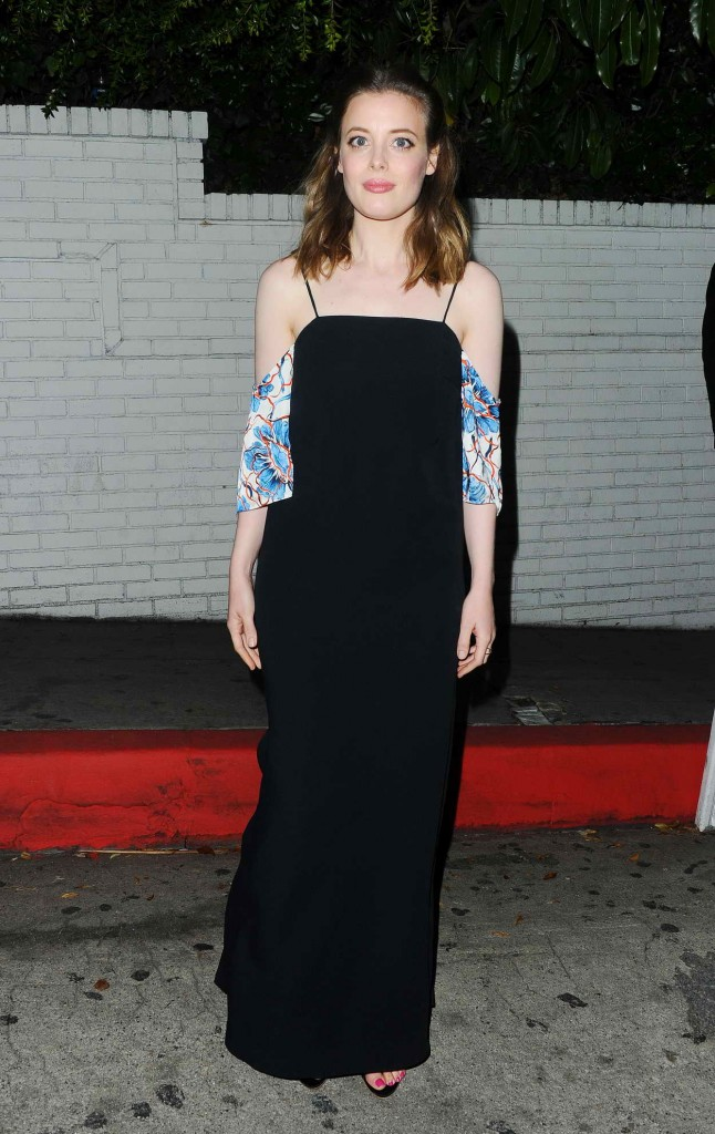 Gillian Jacobs at the W Magazine's Golden Globes Party in LA 01/05/2016-1