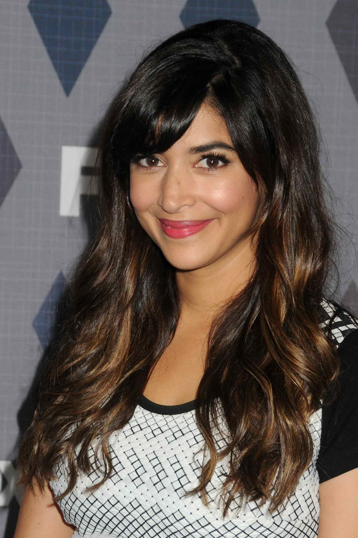 hannah simone no makeup