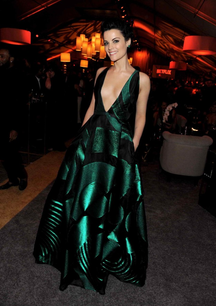Jaimie Alexander at the Weinstein Company and Netflix Golden Globe Party in Beverly Hills 01/10/2016-1