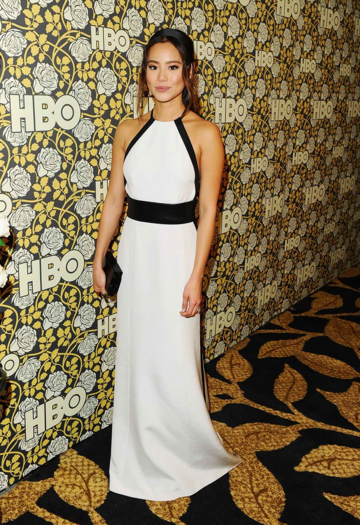 Jamie Chung at HBO's Post 2016 Golden Globe Awards Party in Los Angeles 01/10/2016-1