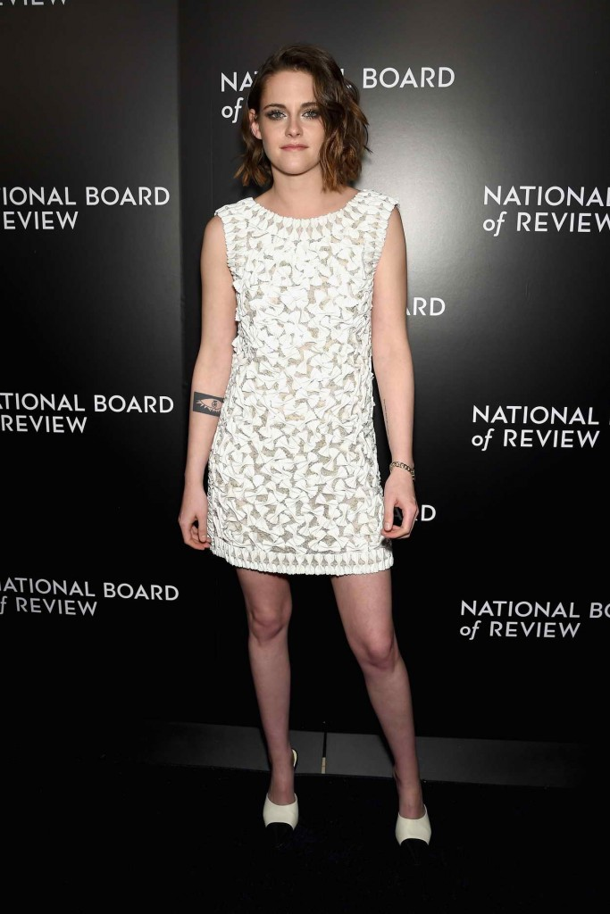 Kristen Stewart at National Board of Review Awards Gala in New York 01/05/2016-1