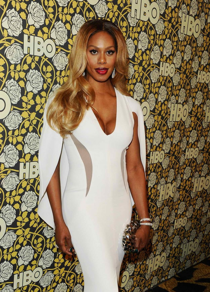 Laverne Cox at HBO's Post 2016 Golden Globe Awards Party in Los Angeles 01/10/2016-2