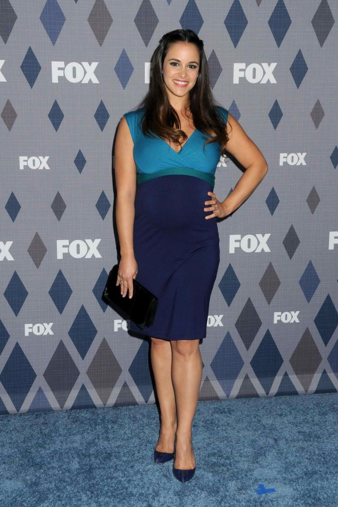Melissa Fumero at Fox TCA Winter 2016 All-Star Party in Pasadena 01/15/2016-1