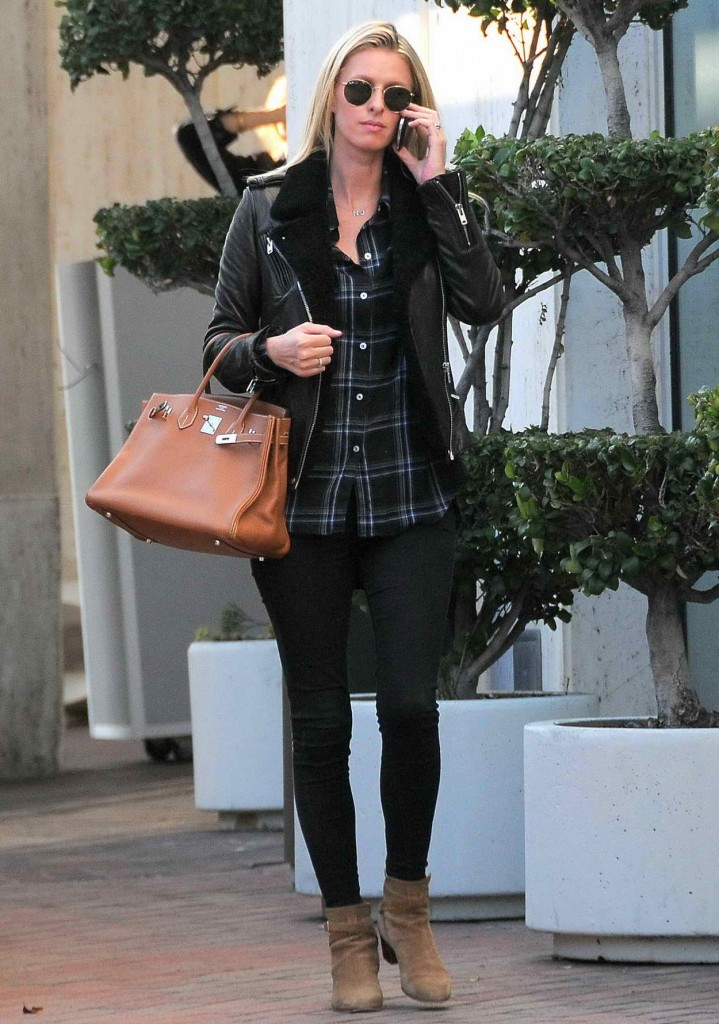 Nicky Hilton Out in Beverly Hills 01/04/2016-1