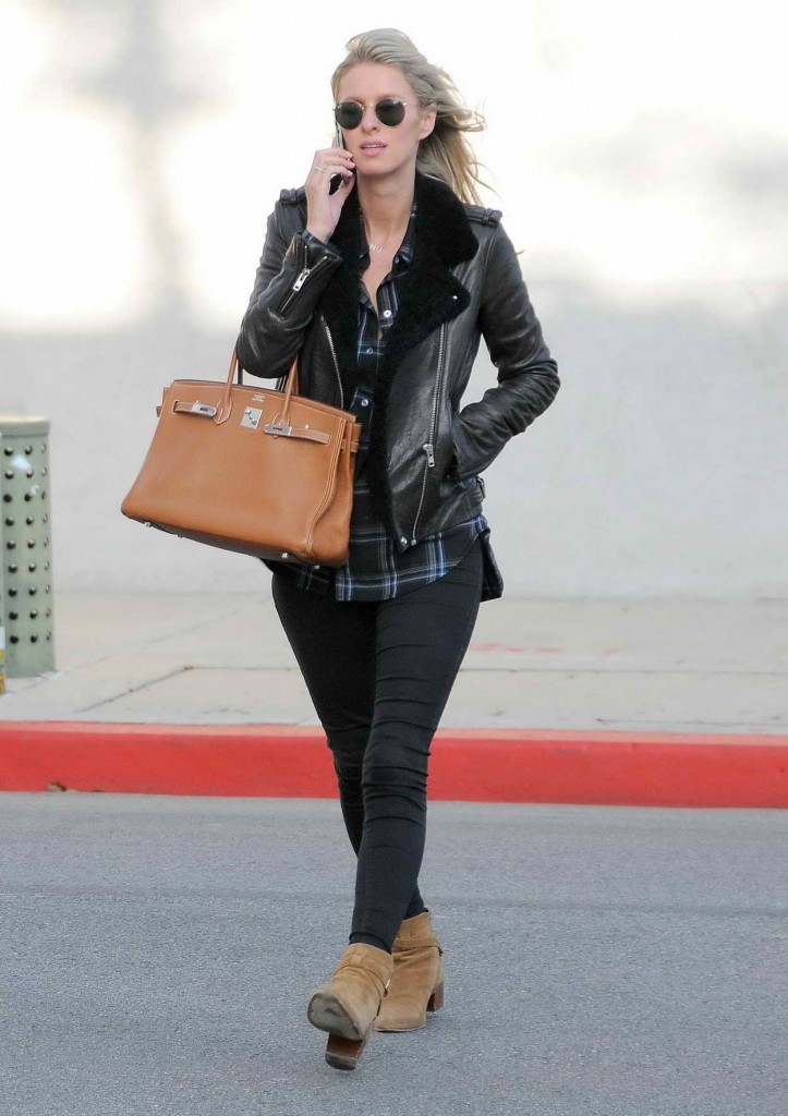 Nicky Hilton Out in Beverly Hills 01/04/2016-3
