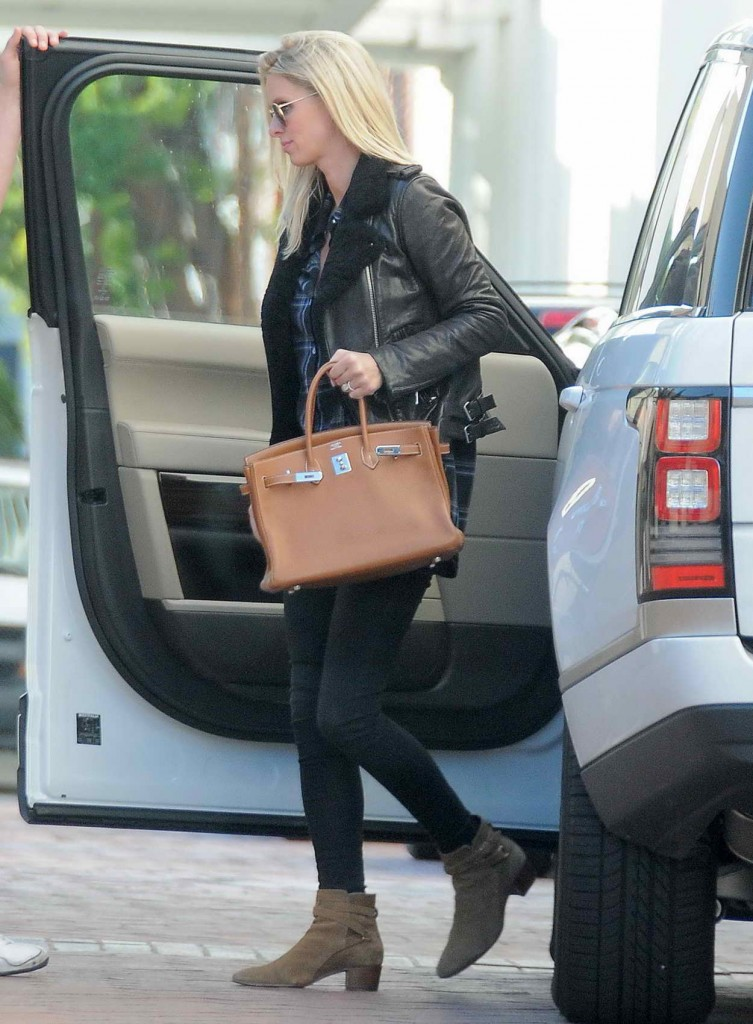 Nicky Hilton Out in Beverly Hills 01/04/2016-4