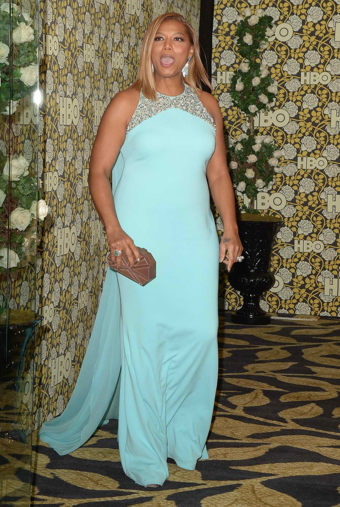 Queen Latifah at HBO's Post 2016 Golden Globe Awards Party in Los Angeles 01/10/2016-2