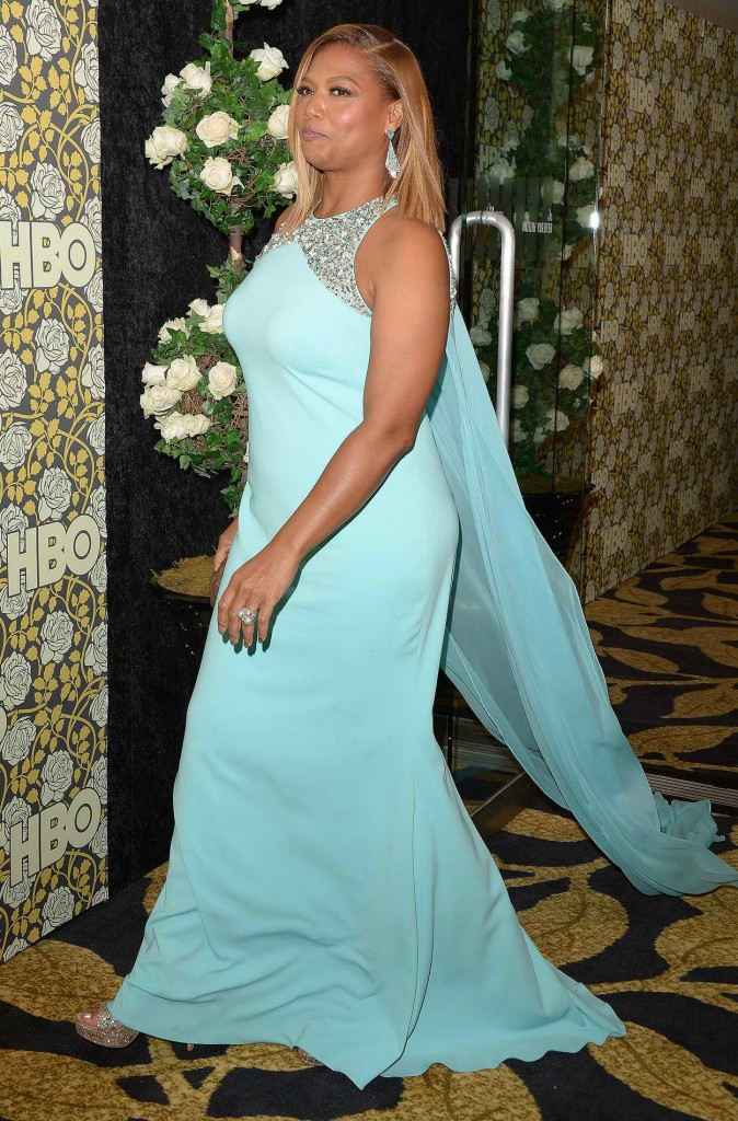 Queen Latifah at HBO's Post 2016 Golden Globe Awards Party in Los Angeles 01/10/2016-3