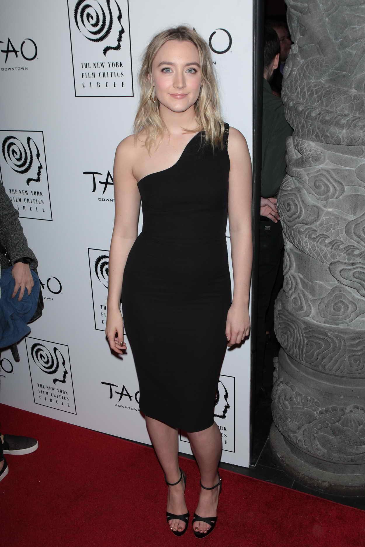 Saoirse Ronan At New