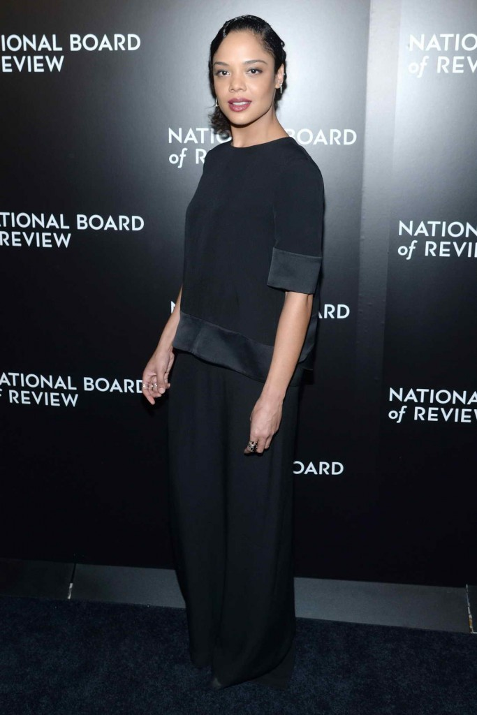 Tessa Thompson at National Board of Review Awards Gala in New York 01/05/2016-5