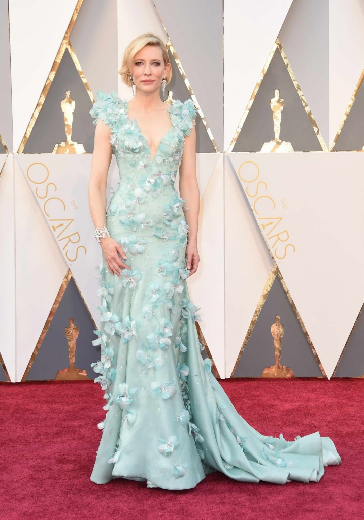 Cate Blanchett at 88th Annual Academy Awards in Hollywood 02/28/2016-1
