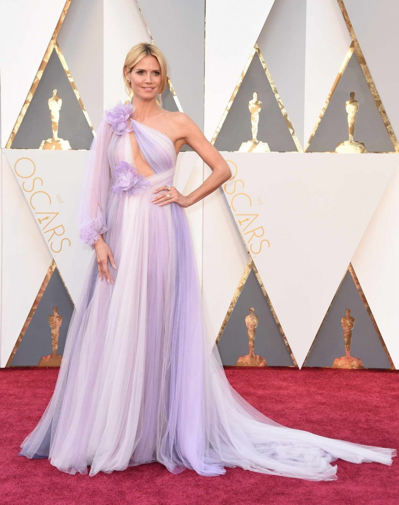 Heidi Klum at 88th Annual Academy Awards in Hollywood 02/28/2016-1