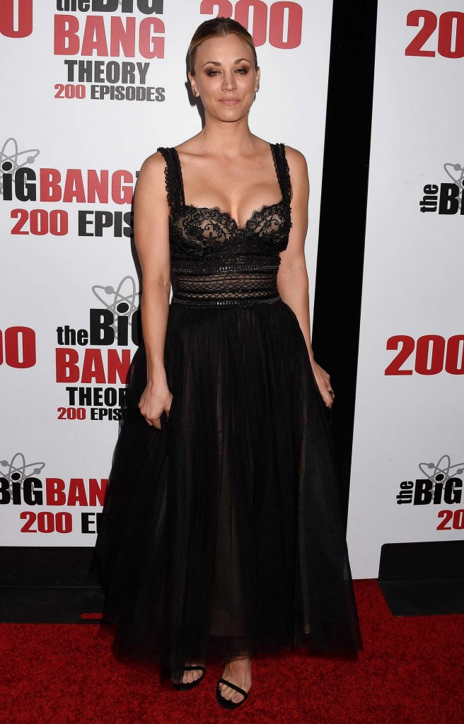 Kaley Cuoco at the Big Bang Theory 200th Episode Celebration in LA 02/20/2016-1