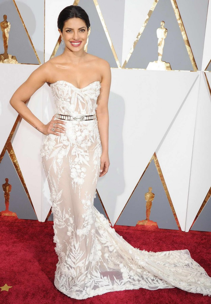 Priyanka Chopra at 88th Annual Academy Awards in Hollywood 02/28/2016-1