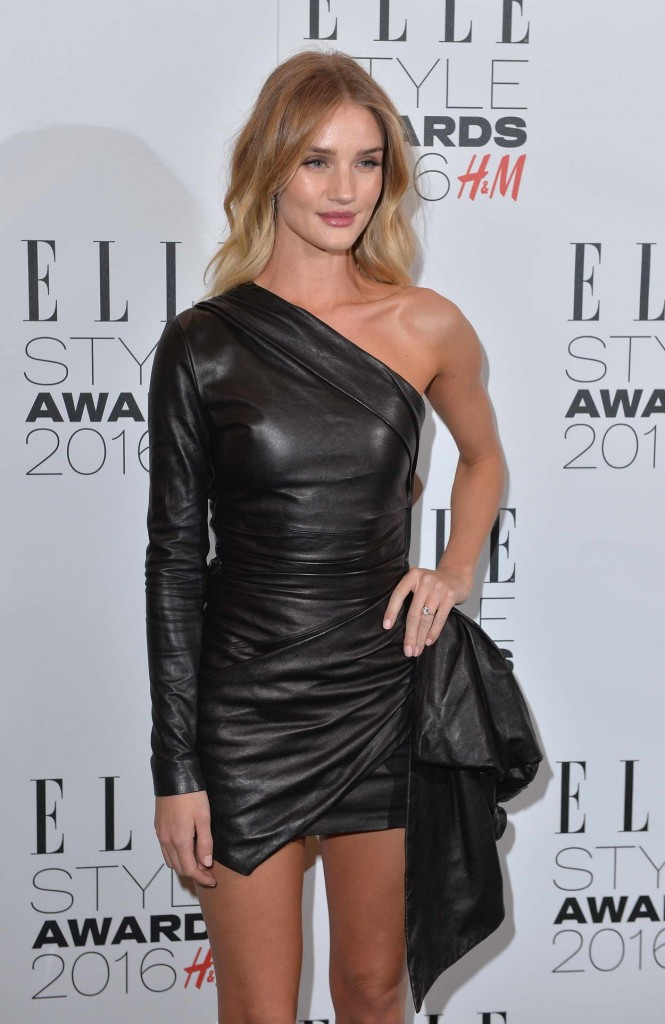 Rosie Huntington-Whiteley at Elle Style Awards 2016 in London 02/23/2016-1