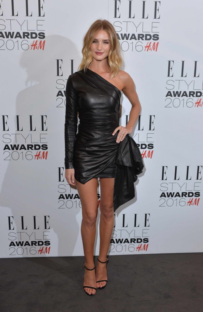 Rosie Huntington-Whiteley at Elle Style Awards 2016 in London 02/23/2016-2