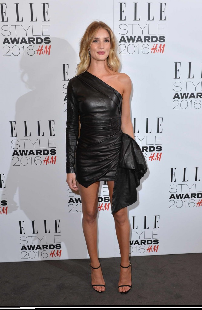 Rosie Huntington-Whiteley at Elle Style Awards 2016 in London 02/23/2016-3