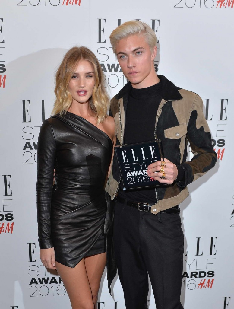 Rosie Huntington-Whiteley at Elle Style Awards 2016 in London 02/23/2016-5