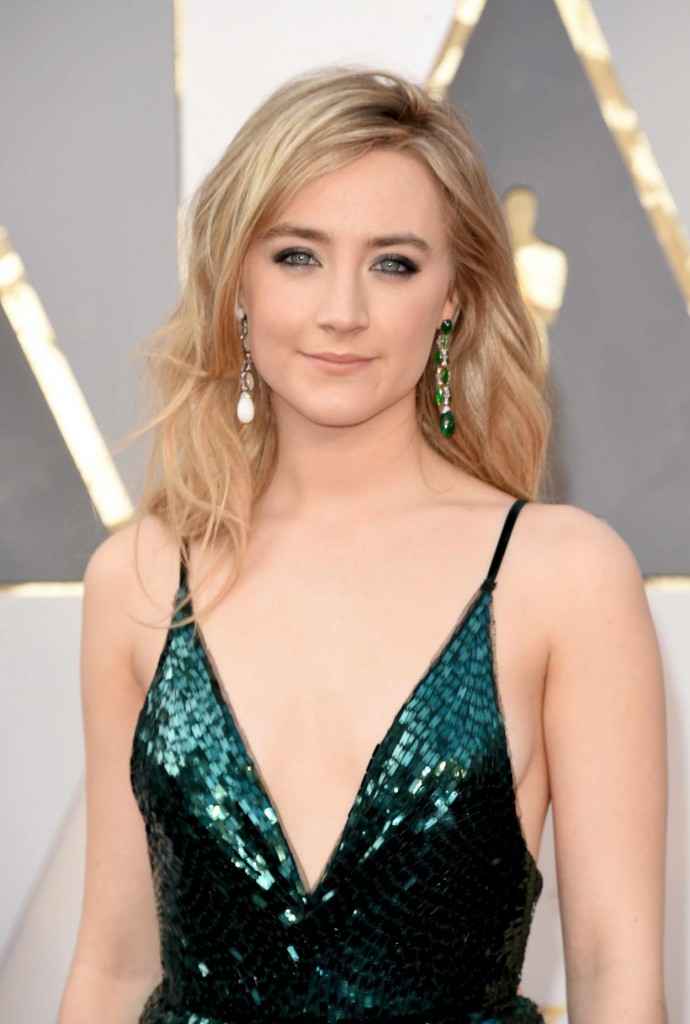 Saoirse Ronan at 88th Annual Academy Awards in Hollywood 02/28/2016-3