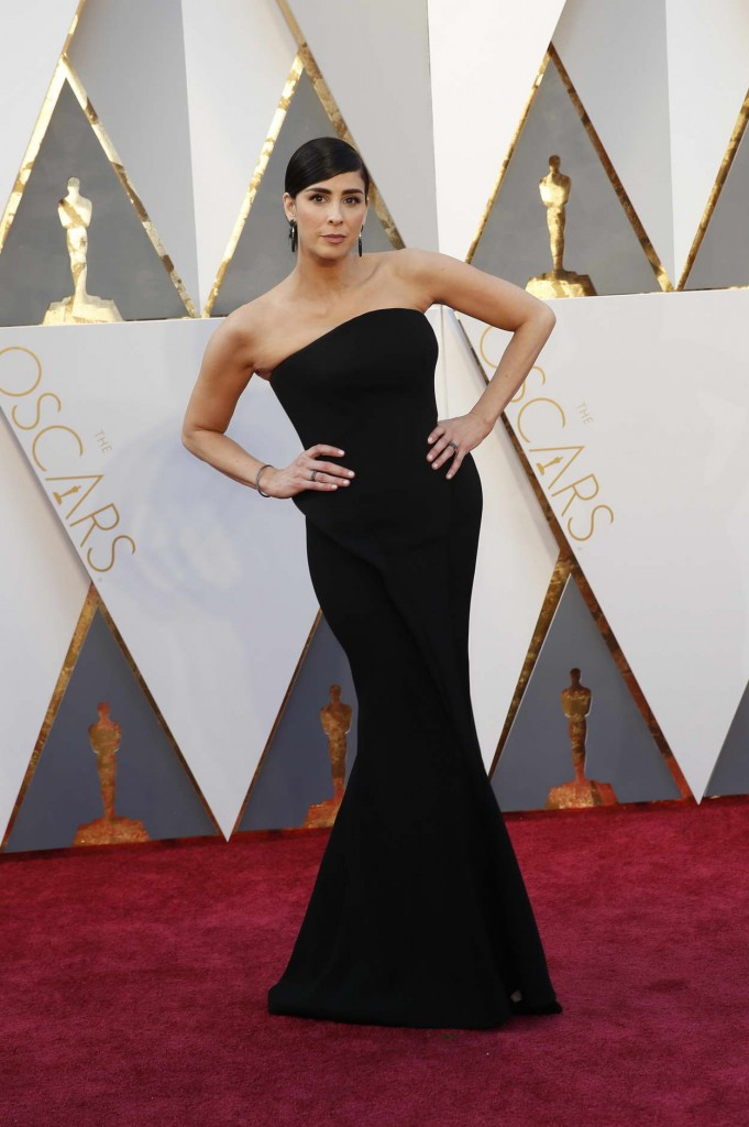 Sarah Silverman at 88th Annual Academy Awards in Hollywood 02/28/2016-2