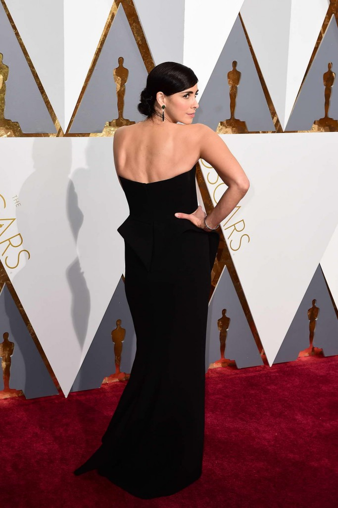 Sarah Silverman at 88th Annual Academy Awards in Hollywood 02/28/2016-3