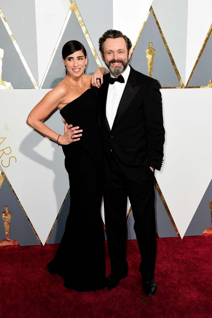 Sarah Silverman at 88th Annual Academy Awards in Hollywood 02/28/2016-4