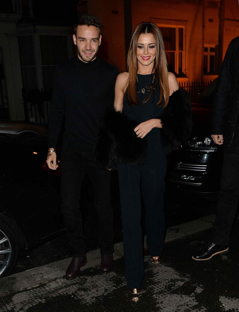 Cheryl Fernandez-Versini Leaving Salmontini Restaurant in London 03/09/2016-3