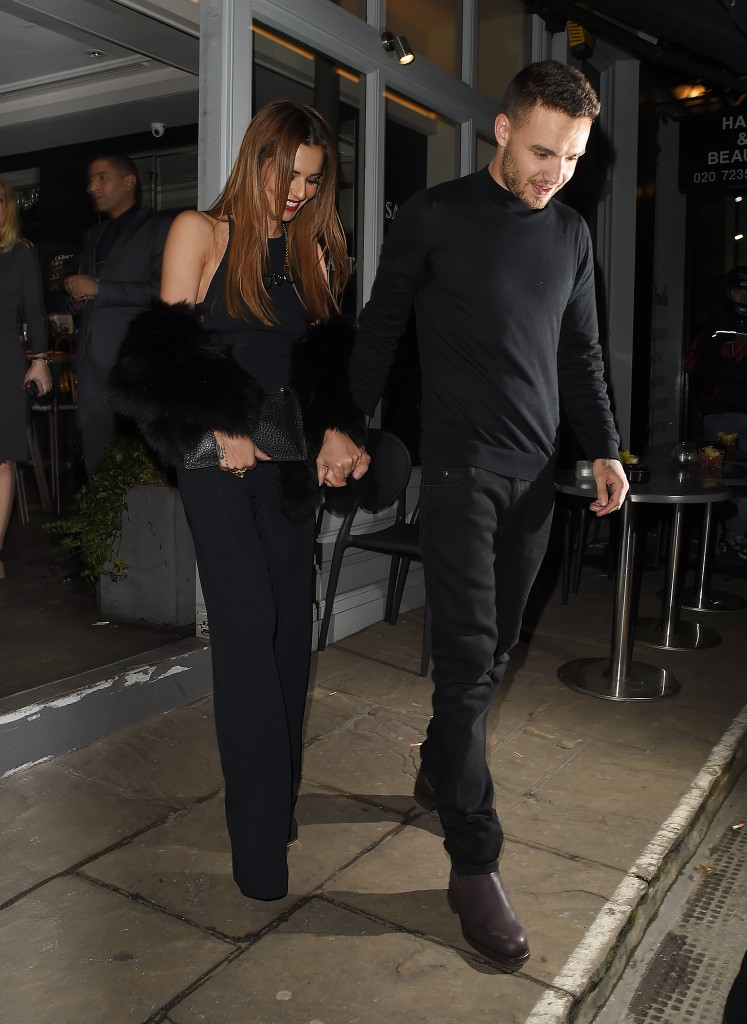 Cheryl Fernandez-Versini Leaving Salmontini Restaurant in London 03/09/2016-4
