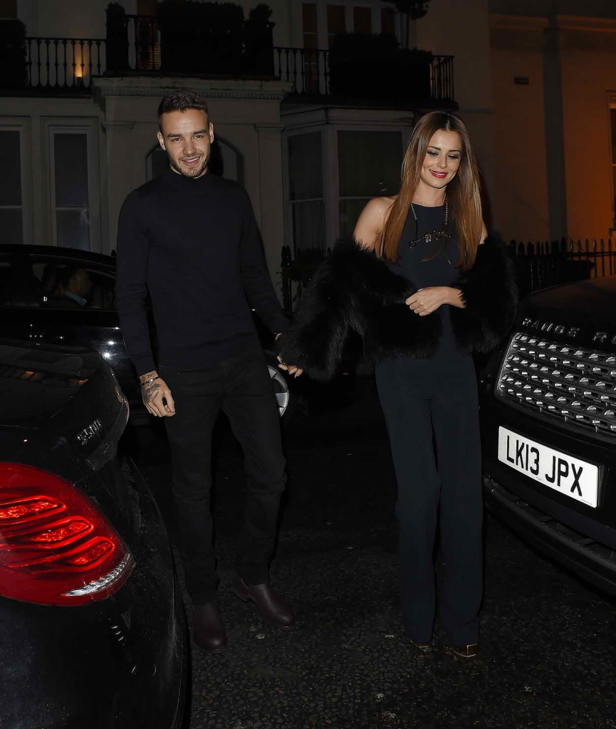 Cheryl Fernandez-Versini Leaving Salmontini Restaurant in London 03/09/2016-5