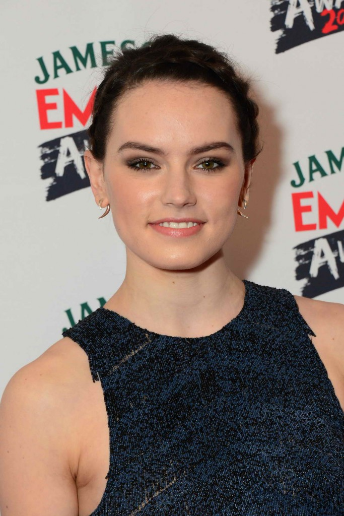 Daisy Ridley at the Jameson Empire Awards 2016 in London 03/19/2016-5
