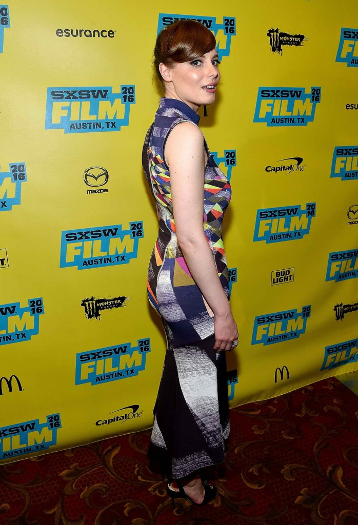 Gillian Jacobs at Screening of Don't Think Twice at SWSW Festival in Austin 03/13/2016-2