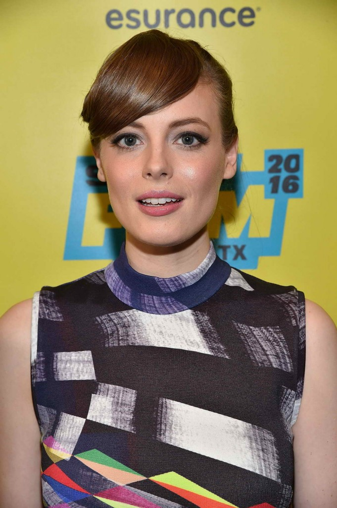 Gillian Jacobs at Screening of Don't Think Twice at SWSW Festival in Austin 03/13/2016-3