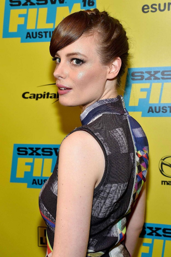 Gillian Jacobs at Screening of Don't Think Twice at SWSW Festival in Austin 03/13/2016-4