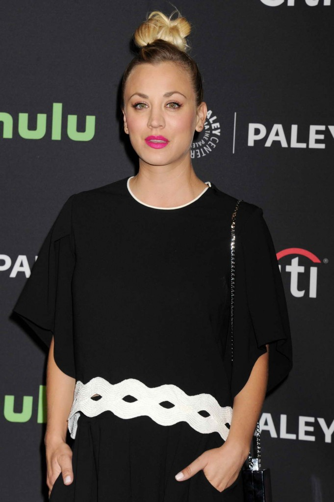 Kaley Cuoco at 33rd Annual Paleyfest in Los Angeles 03/16/2016-4