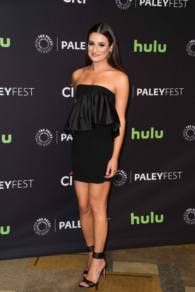 Lea Michele for Media's 33rd Annual Paleyfest Los Angeles Supergirl in Hollywood 03/13/2016-2