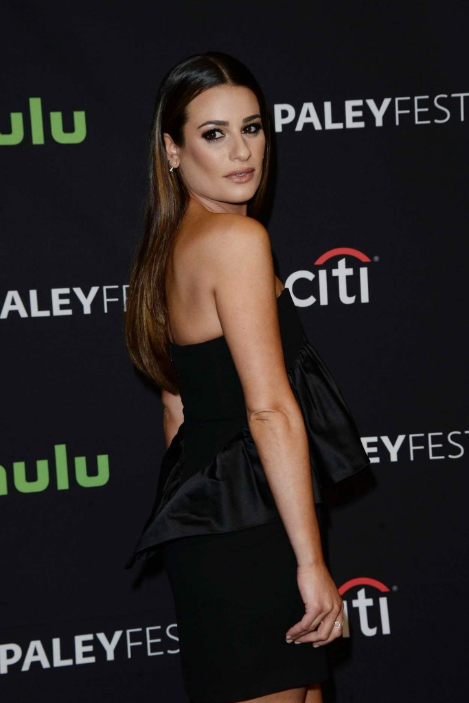 Lea Michele for Media's 33rd Annual Paleyfest Los Angeles Supergirl in Hollywood 03/13/2016-4