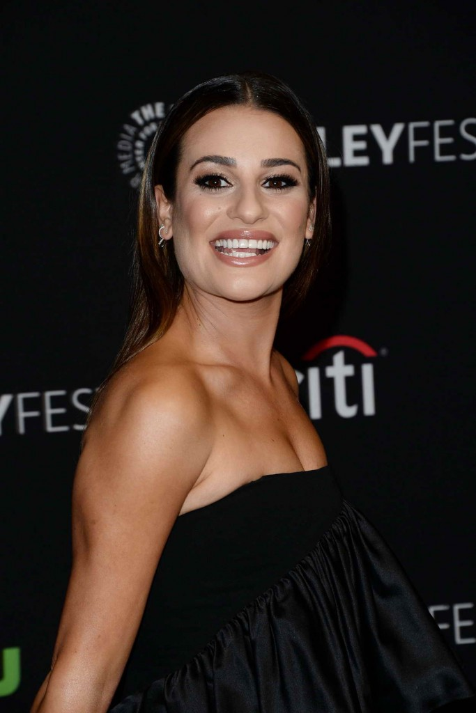 Lea Michele for Media's 33rd Annual Paleyfest Los Angeles Supergirl in Hollywood 03/13/2016-5