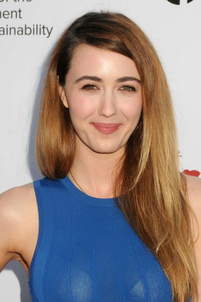 Madeline Zima at the UCLA IoES Celebrates the Champions of Our Planet's Future in Beverly Hills 03/24/2016-4