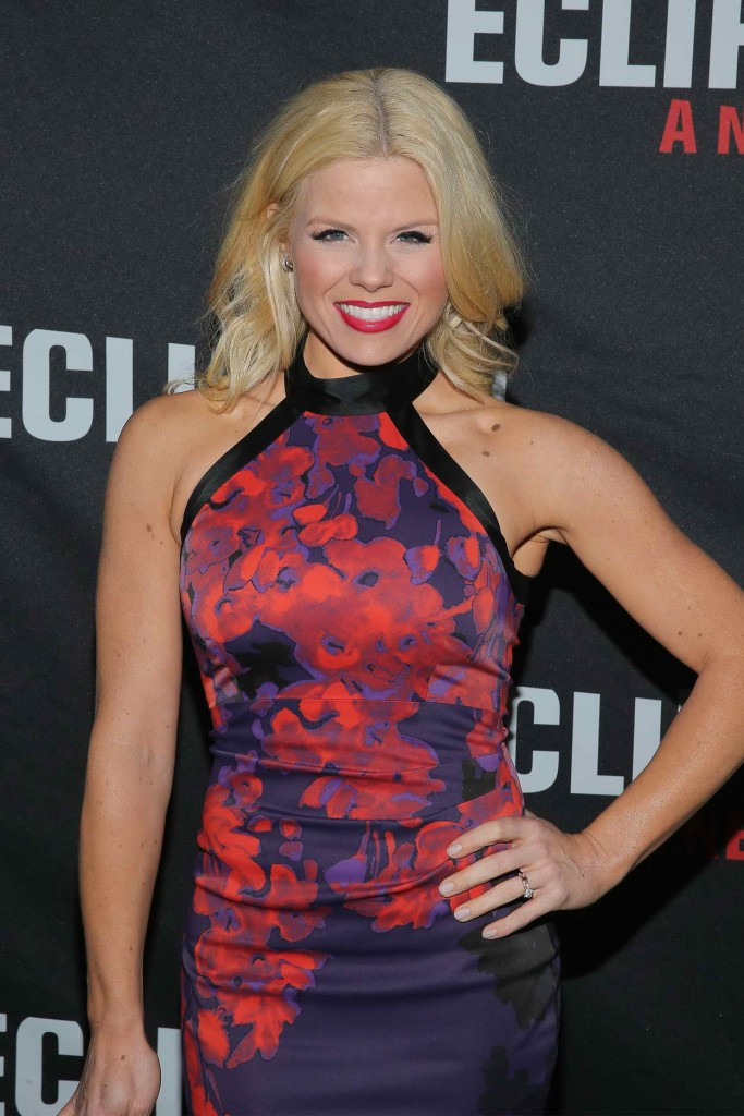 Megan Hilty at Eclipsed Broadway Opening Night in NY 03/06/2016-1