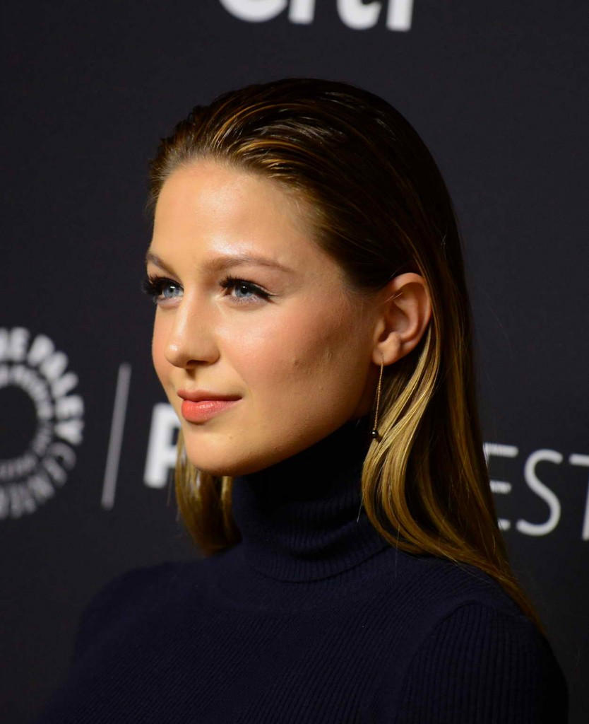 Melissa Benoist for Media's 33rd Annual Paleyfest Los Angeles Supergirl in Hollywood 03/13/2016-5