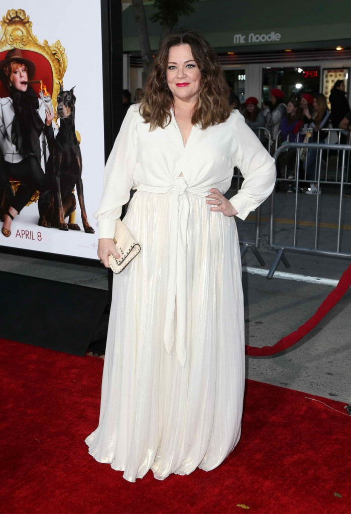 Melissa McCarthy at The Boss World Premiere in Westwood 03/28/2016-1