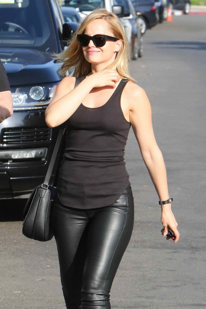 Mena Suvari Out in West Hollywood 02/29/2016-1